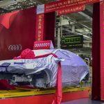 Lancement de production de l'Audi Q5 Sportback