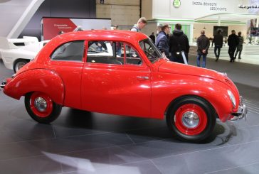 DKW F9 prototype de 1939 - 10 modèles construits