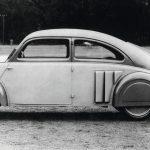 DKW Stromlinie de 1933 – Un prototype d'essai à carrosserie aérodynamique