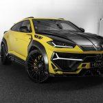 Keyvany Keyrus – Un Lamborghini Urus bodybuildé de 850 ch et 1 100 Nm