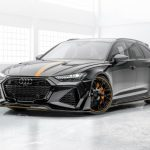 Mansory s'attaque à l'Audi RS 6 Avant C8 : 720 ch et du sur-mesure