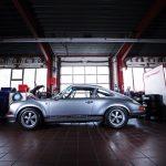 Silver Surfer 3.6 par dp Motorsport – Une interprétation de la Porsche 911 ST