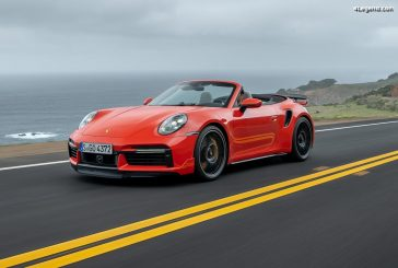 Porsche 911 Turbo S : pack Sport et pack Lightweight en option