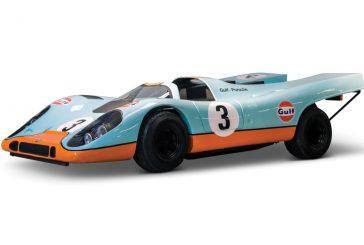 Porsche 917 Junior - Une voiture de course pour enfants