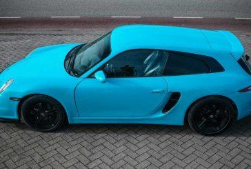 Porsche Boxster Shooting Brake - Un kit de conversion en préparation