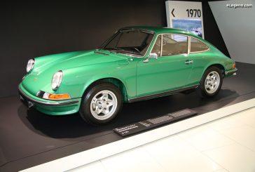 Prototype Porsche 911 S 2.7 de 1972