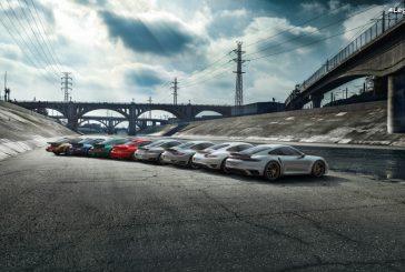 Rétrospective des 7 générations de Porsche 911 Turbo - De 1974 à 2020