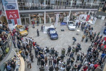 Lancement de la production de la nouvelle Audi A3 Sportback à Ingolstadt