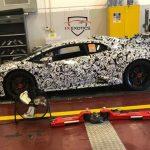 Spyshots Lamborghini Huracán EVO STO – La version routière la plus extrême