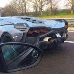 Spyhsots Lamborghini Sián de pré-série