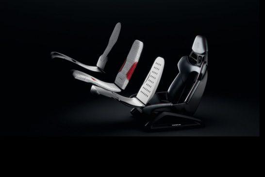 Porsche présente une technologie d'impression 3D innovante pour les sièges baquets