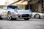 La Porsche 911 Turbo type 993 fête ses 25 ans