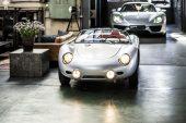 La Porsche 718 RS 60 Spyder fête son 60ème anniversaire