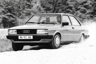 Audi 80 quattro 2.0 : la quattro économique de 115 ch - Produite entre 1983 et 1984