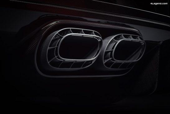 Bugatti imprime en 3D des embouts d'échappement en titane