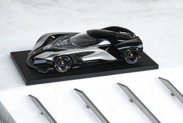 Bugatti La Finale concept - Une étude d'un étudiant