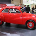 DKW F9 prototype de 1939 – 10 modèles construits