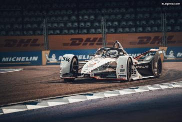 Formule E - Journée intensive de tests pour Makowiecki et Preining à Marrakech