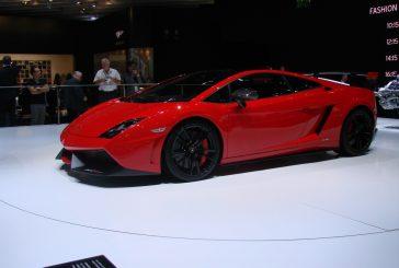 Lamborghini Gallardo LP 570-4 Super Trofeo Stradale de 2011