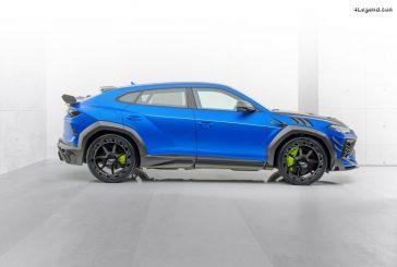 Lamborghini Urus Venatus par Mansory