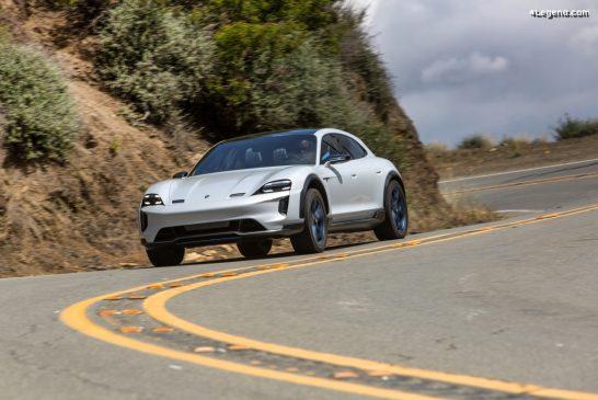 De nouveaux modèles Porsche hybrides et électriques : 911, 718, Macan, Taycan Cross Turismo