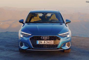 Présentation de la quatrième génération de l'Audi A3