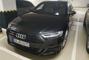 Ouverture des commandes de l'Audi S8 - A partir de 156 400 euros