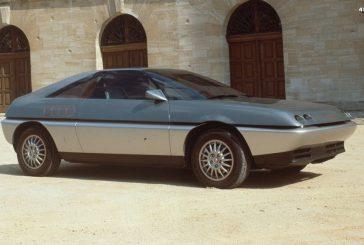 Audi Quartz quattro de 1981 par Pininfarina - Un concept car basé sur l'Ur-quattro