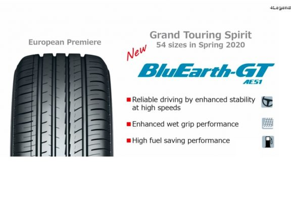 Nouveau pneu Yokohama BluEarth-GT AE51