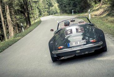 Porsche 356 3000 RR - La 356 B Roadster à moteur de 911 turbo de Walter Röhrl
