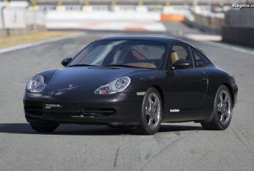 Porsche 911 Carrera 4 'Millennium Edition' de 2000 - 911 exemplaires
