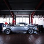 Silver Surfer 3.6 par dp Motorsport – Une interprétation de la Porsche 911 ST