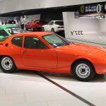 Porsche 924 Baustufe 1 de 1974 – Un prototype du projet EA 425