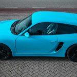 Porsche Boxster Shooting Brake – Un kit de conversion en préparation