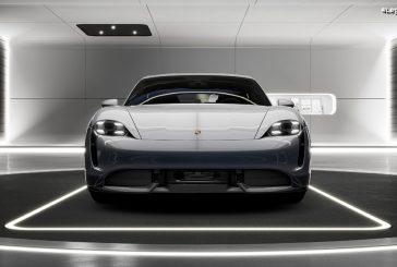 Taycan VR Experience - Découverte virtuelle de la première Porsche électrique