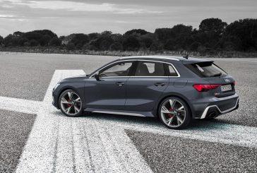 Rendus de la nouvelle Audi RS 3 Sportback