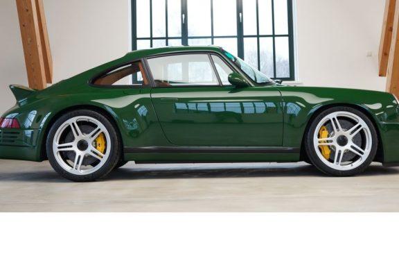 RUF SCR - Lancement de ce modèle de 510 ch au design inspiré de la Porsche 911