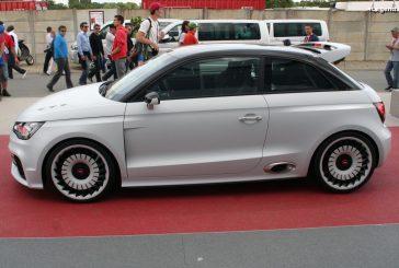 Audi A1 clubsport quattro de 2011 - Le concept préfigurant l'A1 quattro