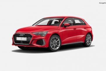Audi A3 Genuine Edition 2020 - Limitée à 600 exemplaires en version Sportback & Berline