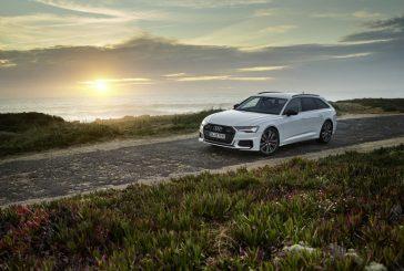 Audi A6 Avant TFSI e quattro - Une version hybride rechargeable