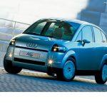 Audi Al2 de 1997 – Le concept car préfigurant l'A2