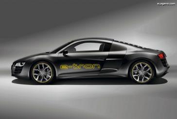 Audi R8 e-tron quattro concept de 2010