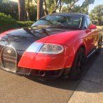 Une Audi TT Mk1 transformée en Bugatti Veyron