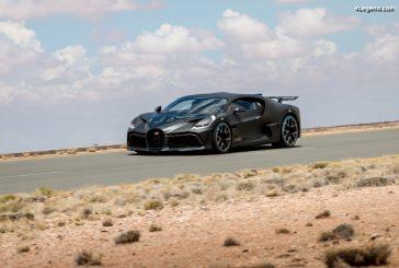 Secrets de conception de la Bugatti Divo