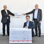 Covid-19 – Audi a fait un don de 600 000 euros aux hôpitaux de ses sites en Allemagne