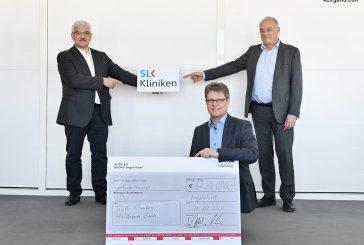 Covid-19 - Audi a fait un don de 600 000 euros aux hôpitaux de ses sites en Allemagne