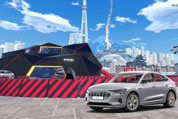 L'Audi e-tron Sportback conquiert le monde virtuel : visite et essais