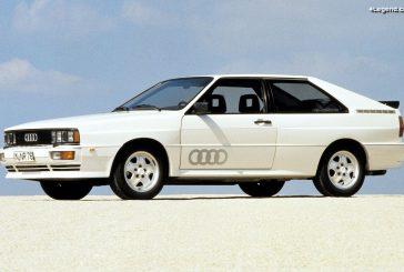 Audi quattro - Histoire d'une voiture légendaire apparue en 1980