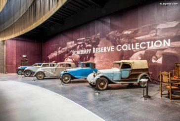 Histoire de la plus grande collection Bugatti : la collection Schlumpf