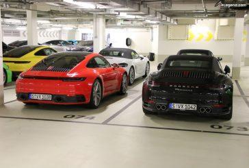 Porsche a livré 53 125 voitures au premier trimestre 2020